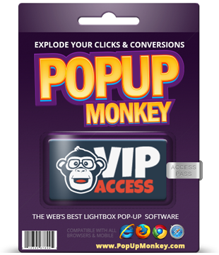 PopUp Monkey Software